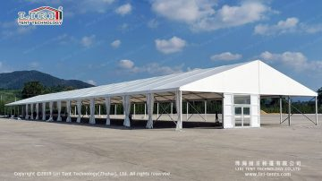 Trade Show Tent with ABS wall