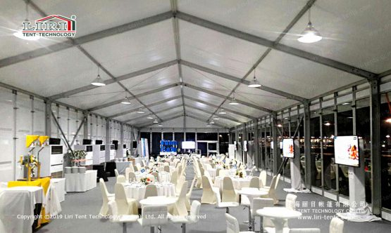 indoor party tent