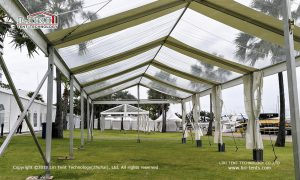 clear top tents for weddings