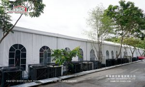flower show tent introduce