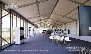 party tent indoor