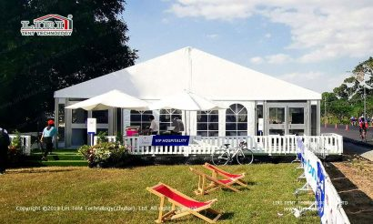 Bicycle Sports Event Tent